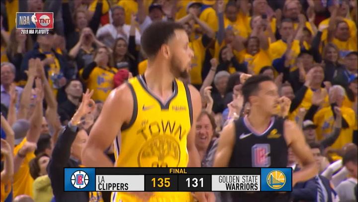 El resumen de la jornada de la NBA del 16/04/2019
