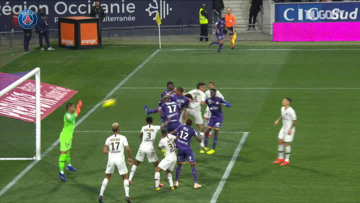 BEST SAVES: AREOLA VS TOULOUSE