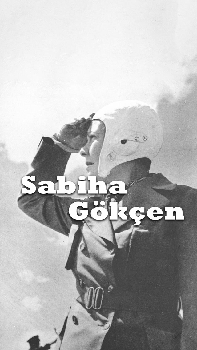 Uçtukça uçan Sabiha Gökçen