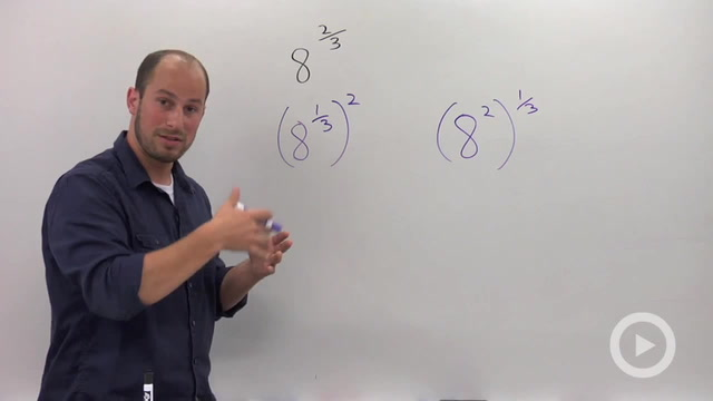 Evaluating Rational Exponents