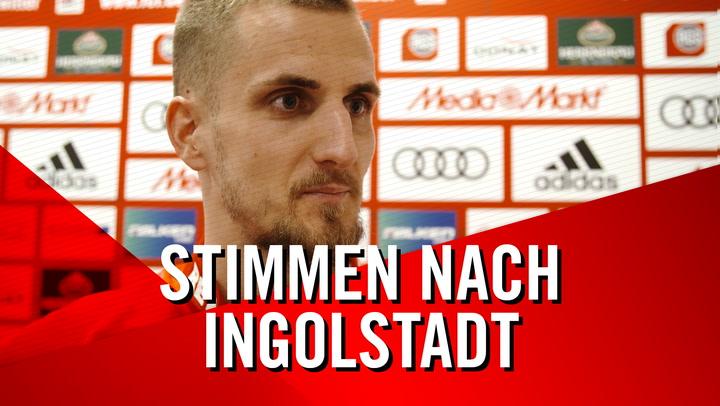 Stimmen nach Ingolstadt
