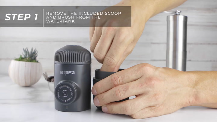 Preview image of Wacaco Nanopresso How To Use video