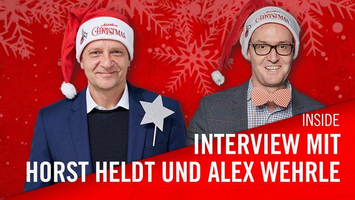 Interview mit Horst Heldt und Alex Wehrle