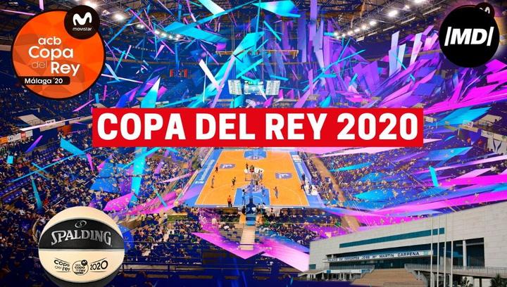 Así será la Copa del Rey de Baloncesto 2020
