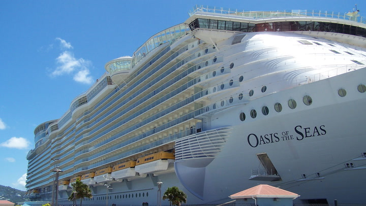 Oasis Of The Seas The Biggest Cruise Ship In The World Smithsonian - Biggest cruise ships in history