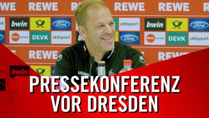 PK vor Dresden