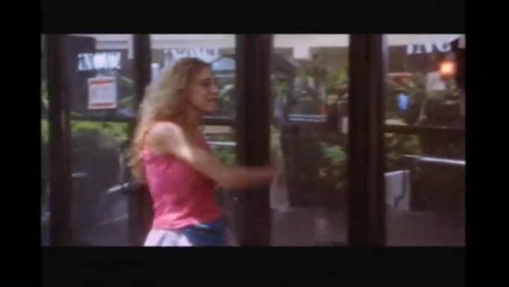 Sarah Jessica Parker in L.A.Story