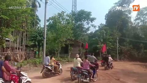 Más de 700 civiles murieron desde el golpe militar en Birmania