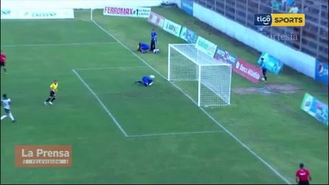 Real de Minas 1-3 Platense (Liga Nacional)
