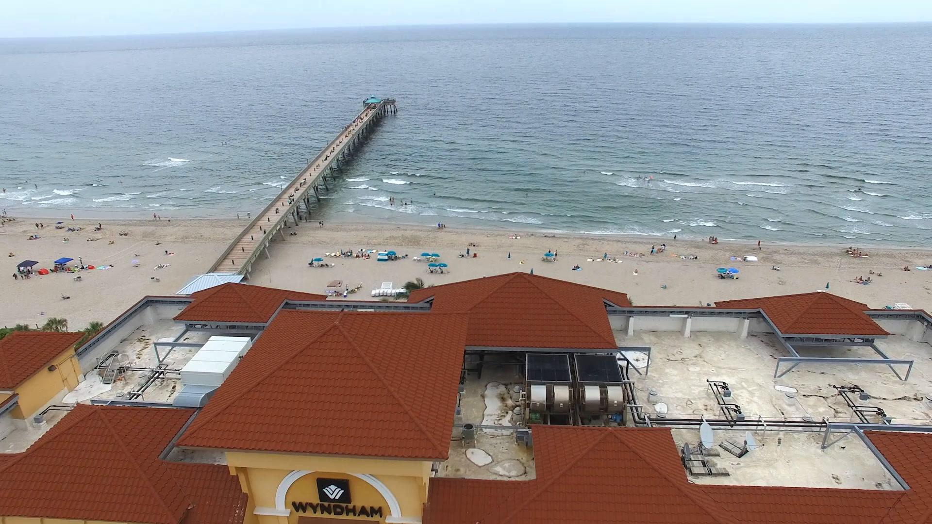 Elias  + Deborah | Deerfield Beach, Florida | Wyndham Deerfield Beach