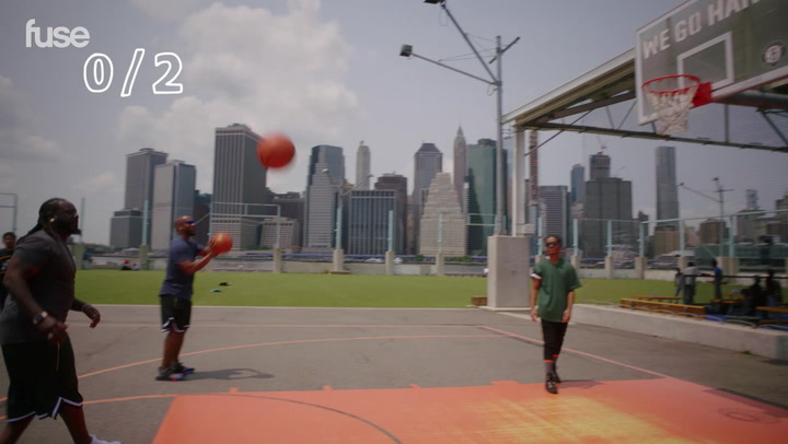 T Pain's School of Business Bloopers Basketball