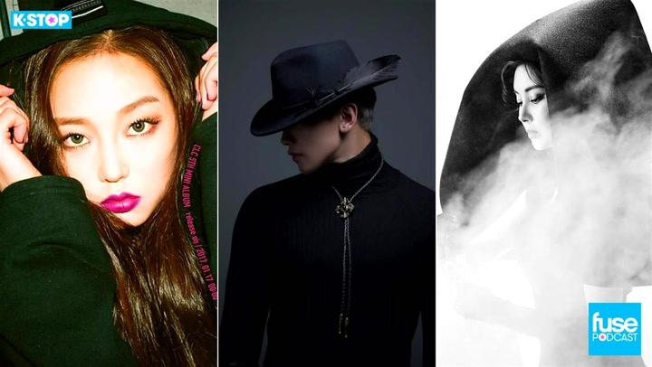 Seohyun, Rain, Niel, Did CLC Revamp Into 4Minute: K Stop