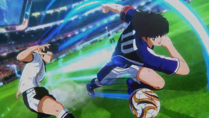 Así es el primer tráiler de 'Captain Tsubasa: Rise of New Champions', el videojuego de Oliver y Benji