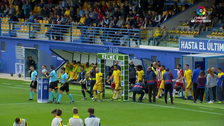 LaLiga SmartBank (J12): Resumen y goles del Alcorcón 2-2 Almería