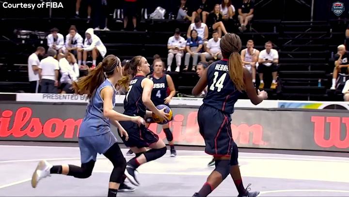 USA Highlights: Sabrina Ionescu