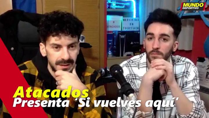 Entrevista MD a Atacados, que presenta 'Si vuelves aquí'