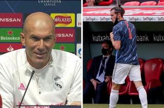 Zidane desvela que Gareth Bale ha preferido no jugar ante el Manchester City