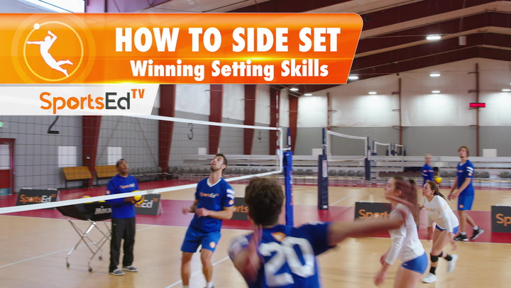 HOW TO SIDE SET
