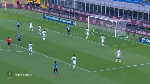 Inter de Milán 6-0 Brescia (Serie A)