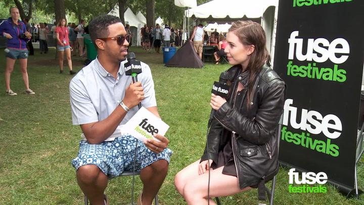 Interviews: Lollapalooza 2014: Lykke Li