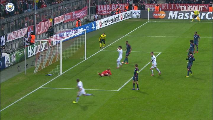 European Nights: Man City Goals vs Bundesliga Sides