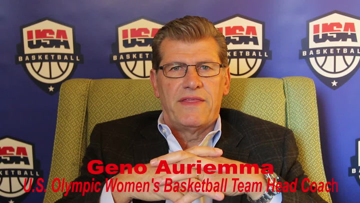2016 US Olympic Womens Basketball Team