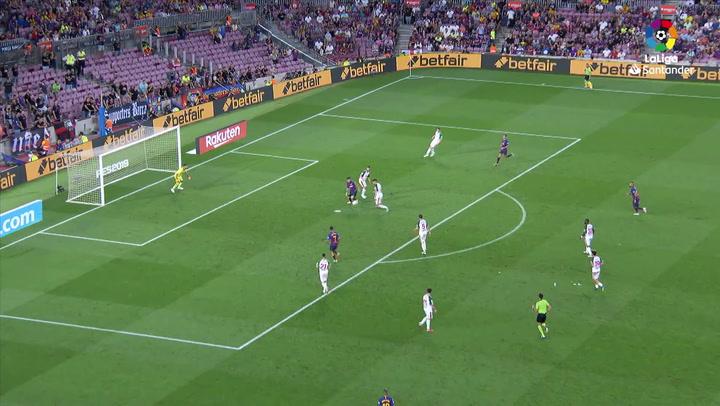 Los 36 goles de Messi para alzarse con la Bota de Oro 2018-19