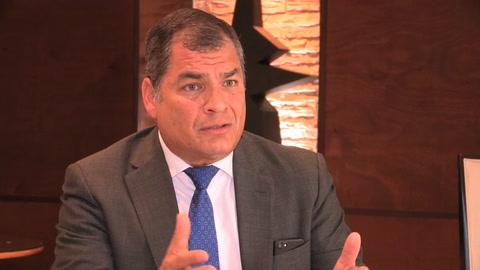 Jueza suspende la audiencia del juicio contra Correa por un presunto secuestro en Ecuador