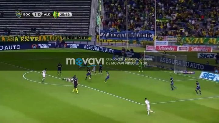 Así juega Iván Marcone, el centrocampista de Boca que sigue el Betis