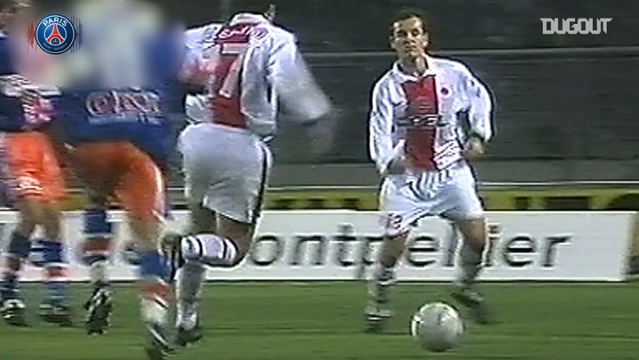The Moment: The 2000th Goal In PSG's History