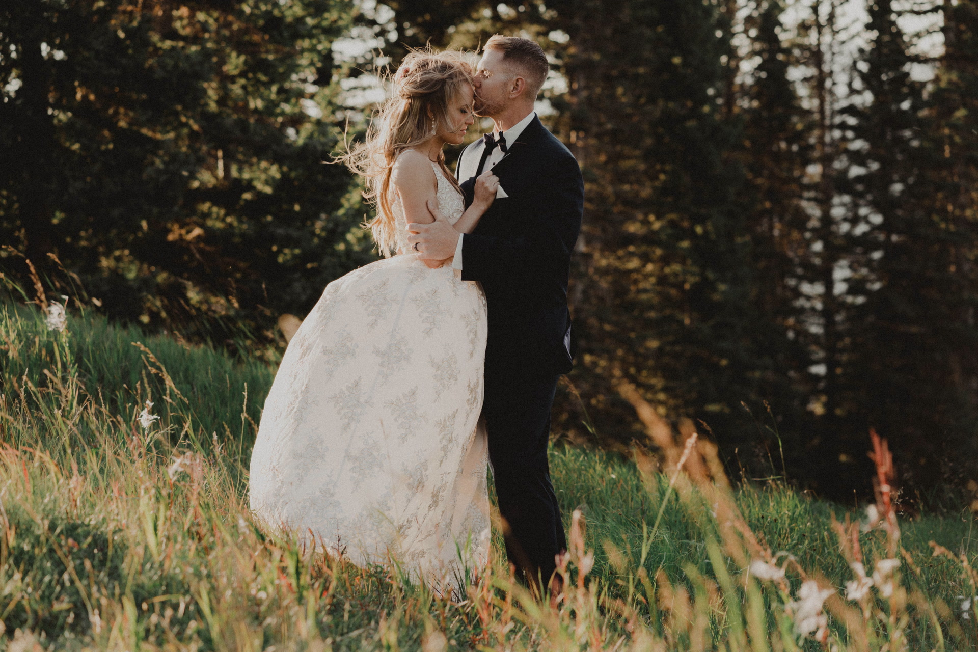 Paula + Dan | Durango, Colorado | Purgatory Resort