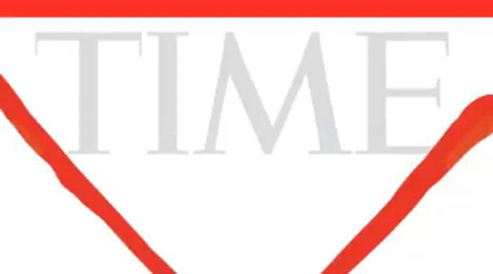 Así es la portada de la Revista Time de 2020