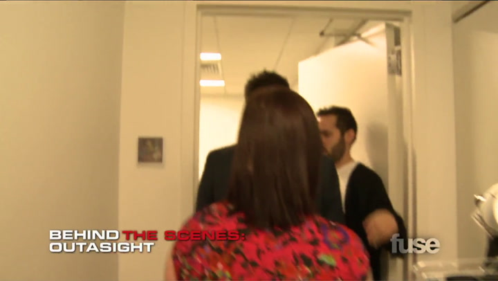 Behind The Scenes: Outasight Preps For Top 20