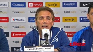 Carlos de los Cobos: