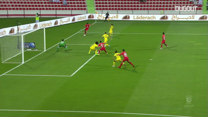 Arabian Gulf League quarter-final: Shabab Al Ahli 5-1 Al Wasl