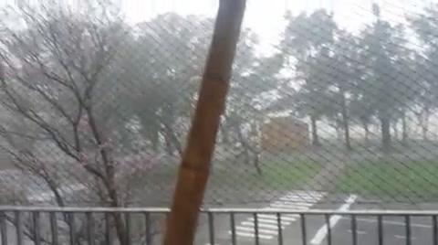 Las imágenes de los lectores tras las fuertes precipitaciones en Santa Fe