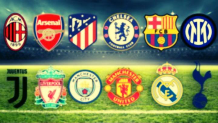 Clubes anuncian la Superliga europea, que nace entre críticas