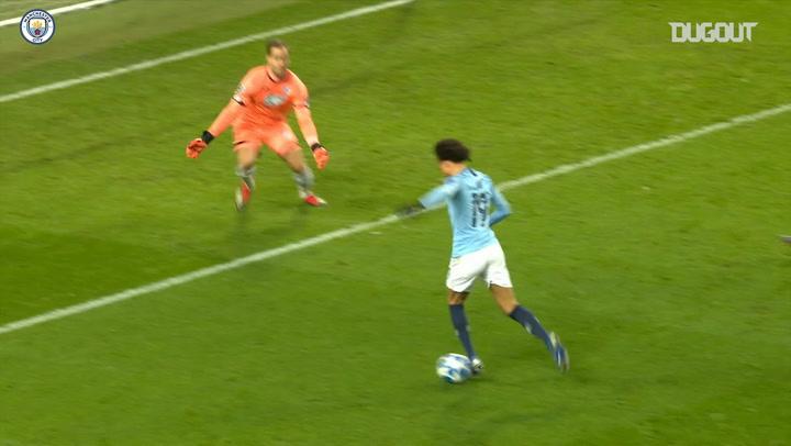 Leroy Sané's Champions League Goals