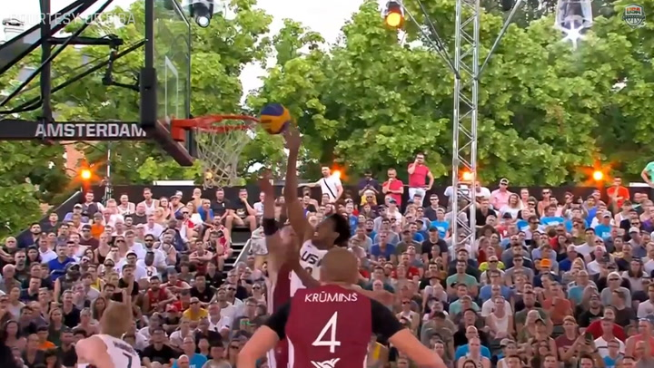 Highlights: 2019 USA 3X3 Team's Semifinal & Gold Medal Victories