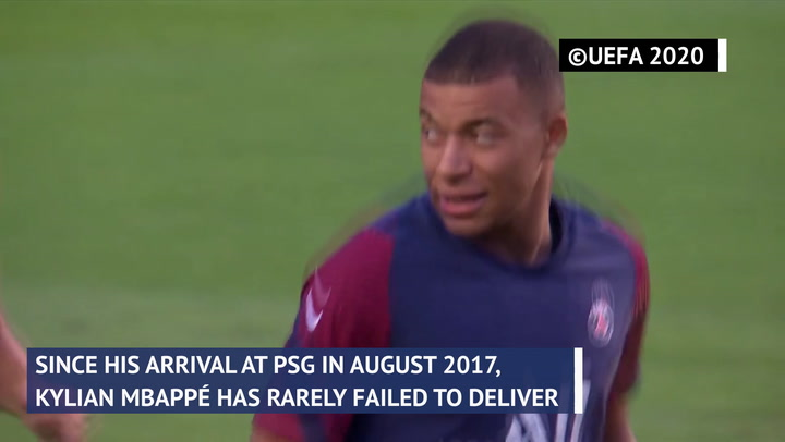 Kylian Mbappe - 100 goals at the speed of light