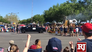 Summerlin's 4th of July parade