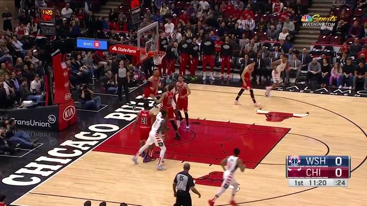 Bradley Beal (Wizards), el más destacado de la jornada de la NBA del 23 de febrero 2020