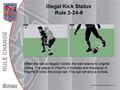Illegal Kick Status