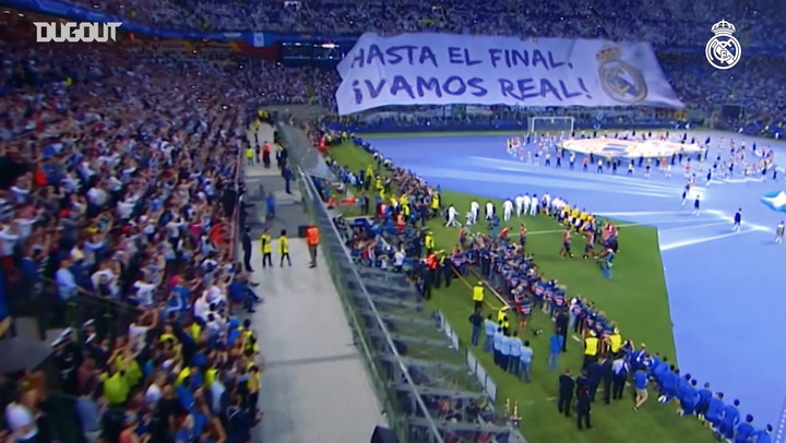 Real Madrid go back to the stadium of their 11th European Cup