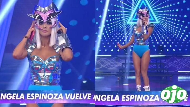 """Rosángela Espinoza volvió a """"Esto es guerra"""" tras asegurar que no la habían convocado │VIDEO"""