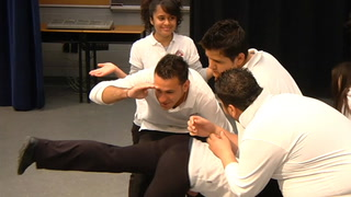 Learning Language Through Drama