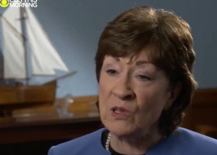 Susan Collins: 'Very Likely' I Will Vote for Witnesses at Trump Trial