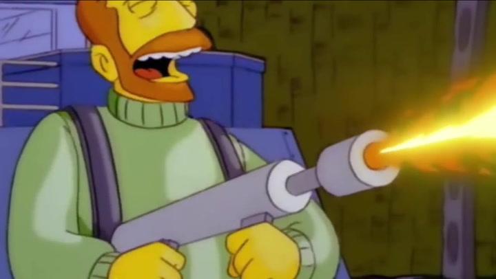 Hank Scorpio Simpsons Wiki Fandom
