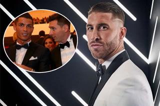 Ramos y su mensaje a Cristiano y Messi por no asistir a la gala del The Best