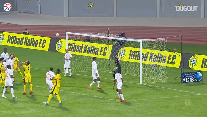 AGL Matchday 15 highlights: Ittihad Kalba 2-1 Ajman